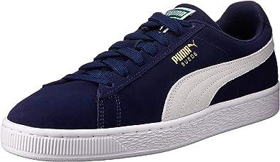 PUMA Suede Classic+, Men's Shoes, (Blue