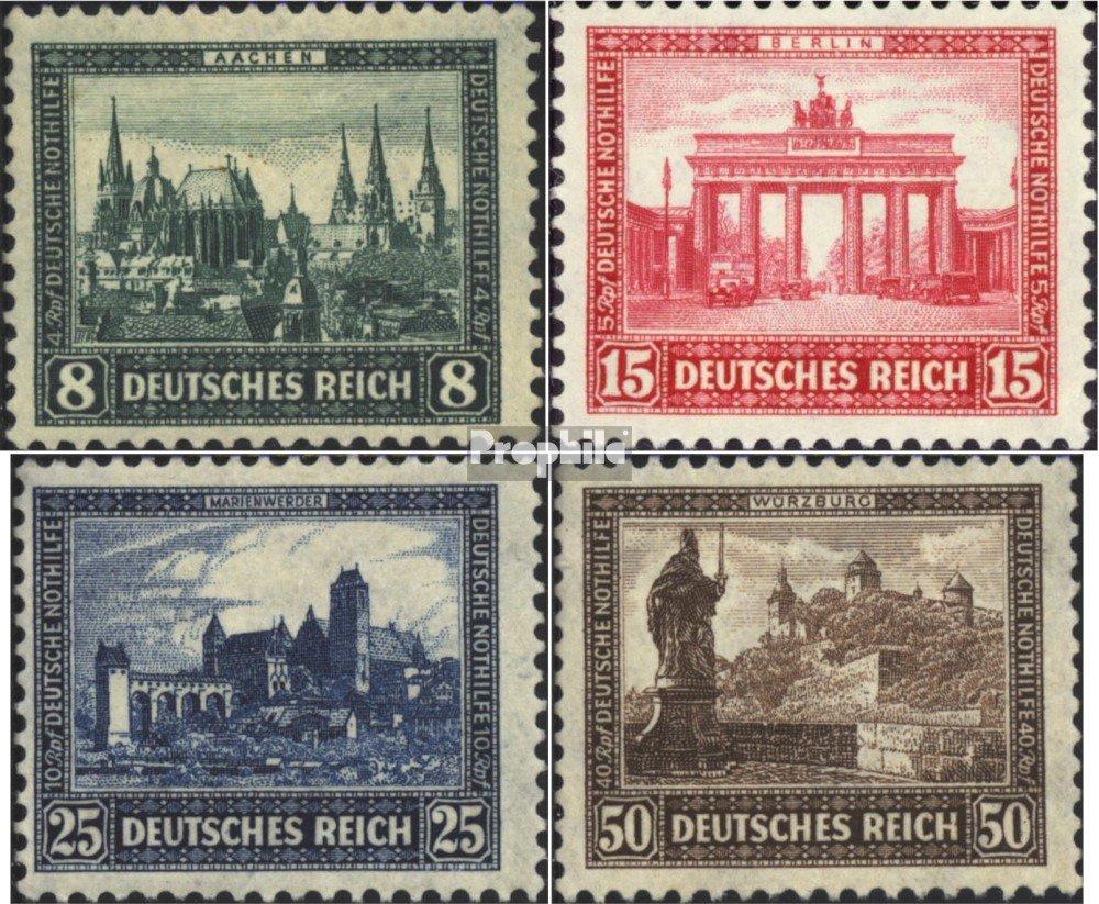 Prophila Collection Deutsches Reich 450-453 (kompl.Ausg.) 1930 Nothilfe (Briefmarken für Sammler)