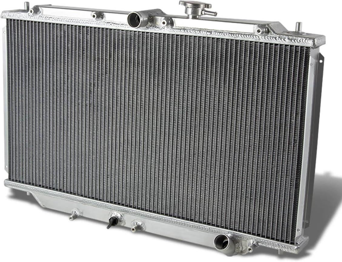 Mishimoto 92-96 Honda Prelude Manual Aluminum Radiator MMRAD-BB2-92