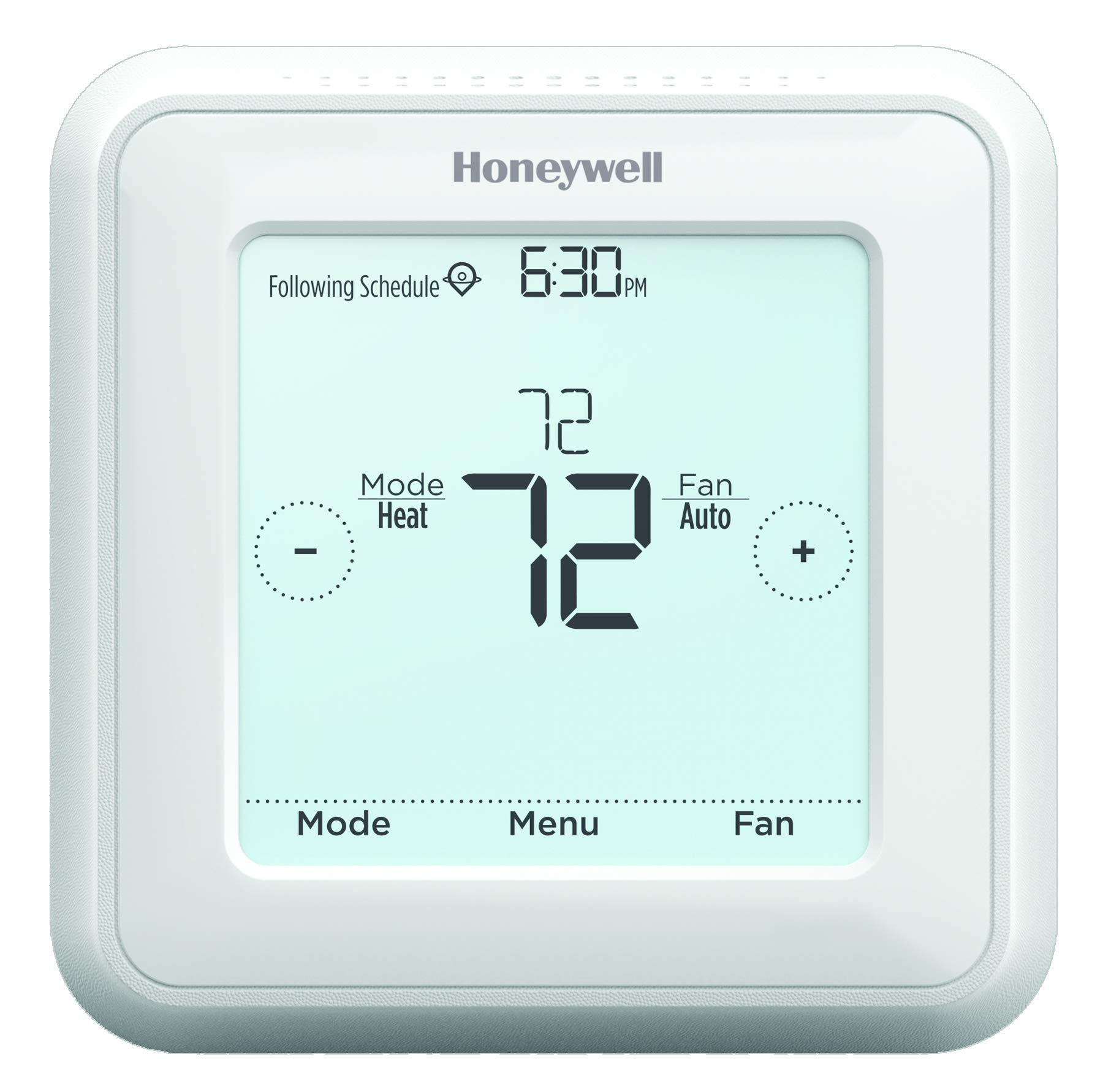 Honeywell RTH8560D1002/E T5 Touchscreen Thermostat White