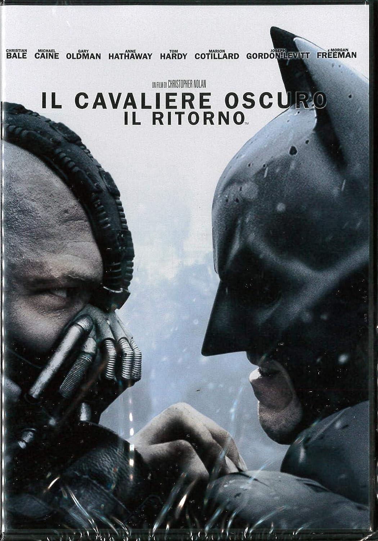 Il cavaliere oscuro - Il ritorno [IT Import]: Amazon.de: No Name: DVD &  Blu-ray
