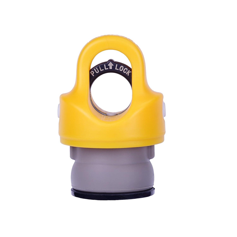 RevoMax V2 Lid Glass or Vacuum Insulated Bottles Interchangeable Plastic