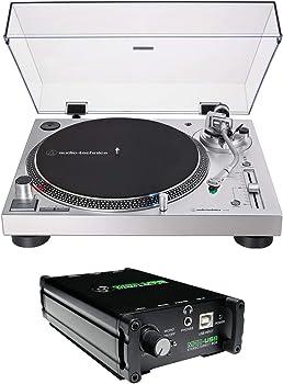 Audio-Technica LP120X-USB Direct-Drive Analog Turntable
