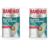 Band-Aid Brand Advanced Protection, Blister Adhesive Bandages For Heels trhRMT, 2Pack (6 Count)