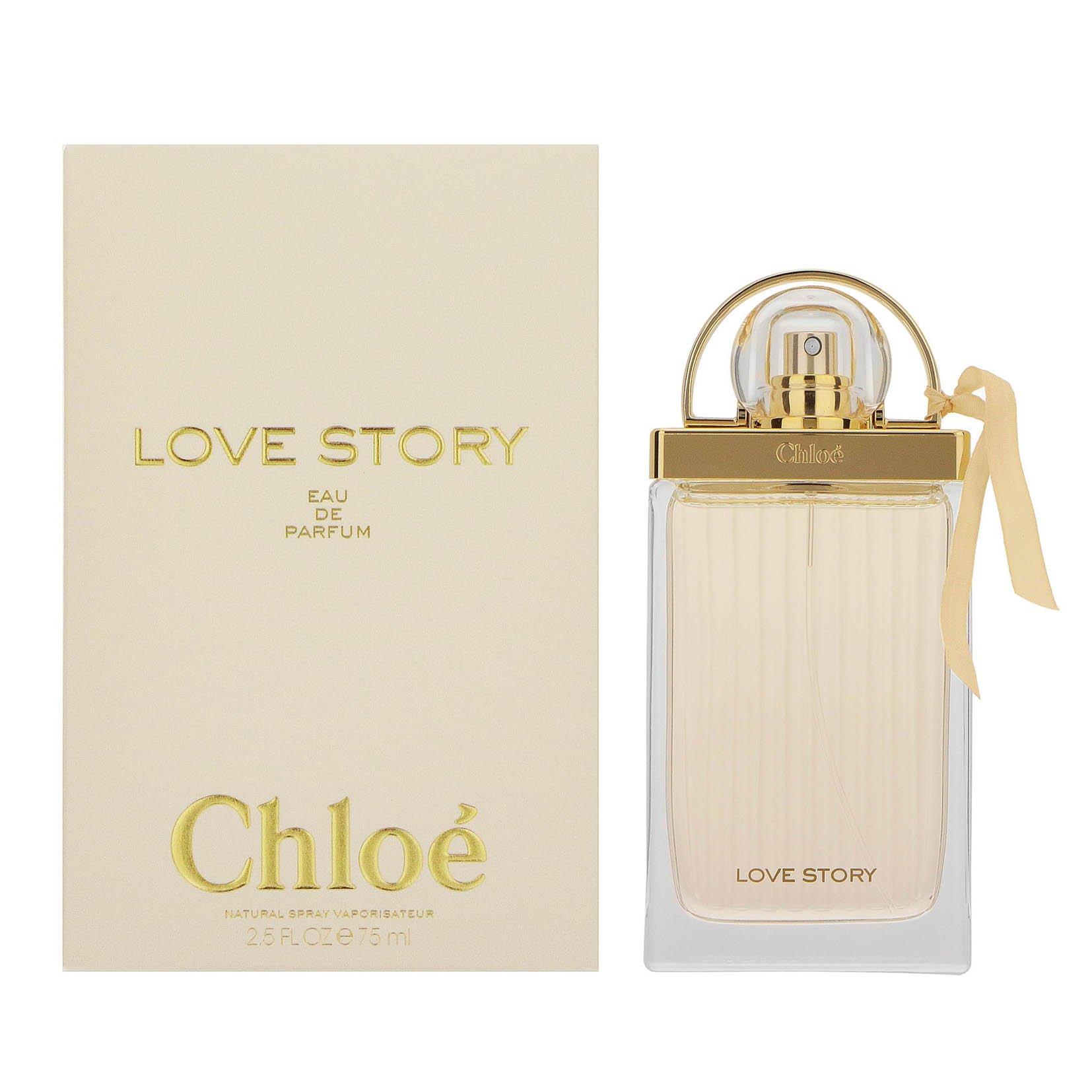 ویکالا · خرید  اصل اورجینال · خرید از آمازون · Chloe Love Story Eau De Parfums 75, 2.5 Fluid Ounce wekala · ویکالا