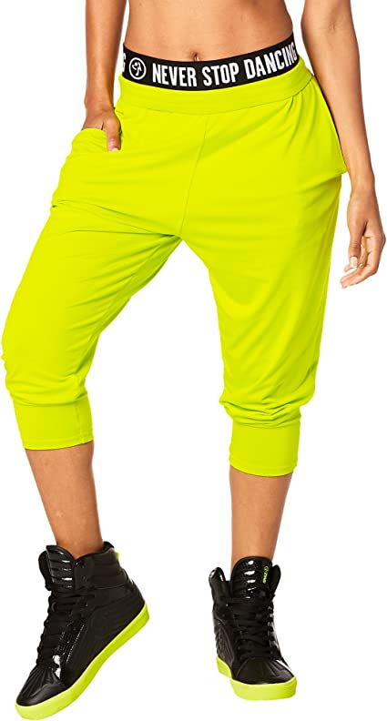 pantalon femme zumba
