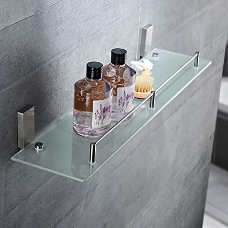 Bathroom Shelves Bathroom Shelf 304 Stainless Steel Toilet Shelf ...