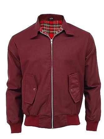 Para hombre Classic chaqueta de hípica para niños Harrington ...