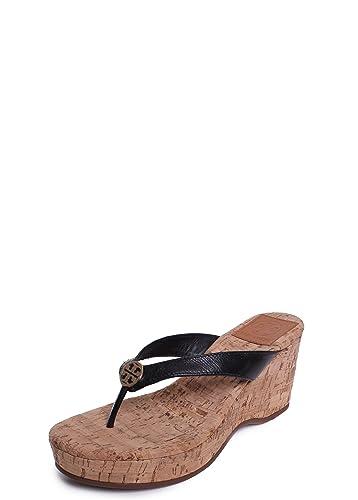 f9f2c1509 Tory Burch Suzy Cork Wedge Thong Sandal