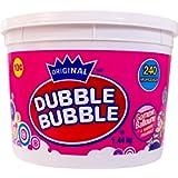 Tub of Dubble Bubble Gum, 1.44 Kilogram