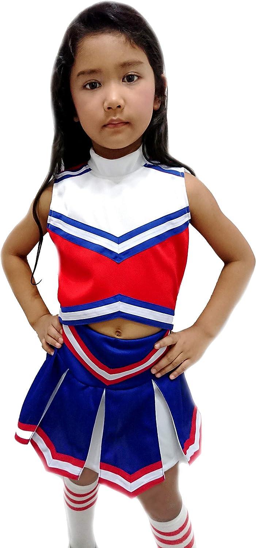 Amazon.com: American Mini Kids Girl animadora uniforme ...