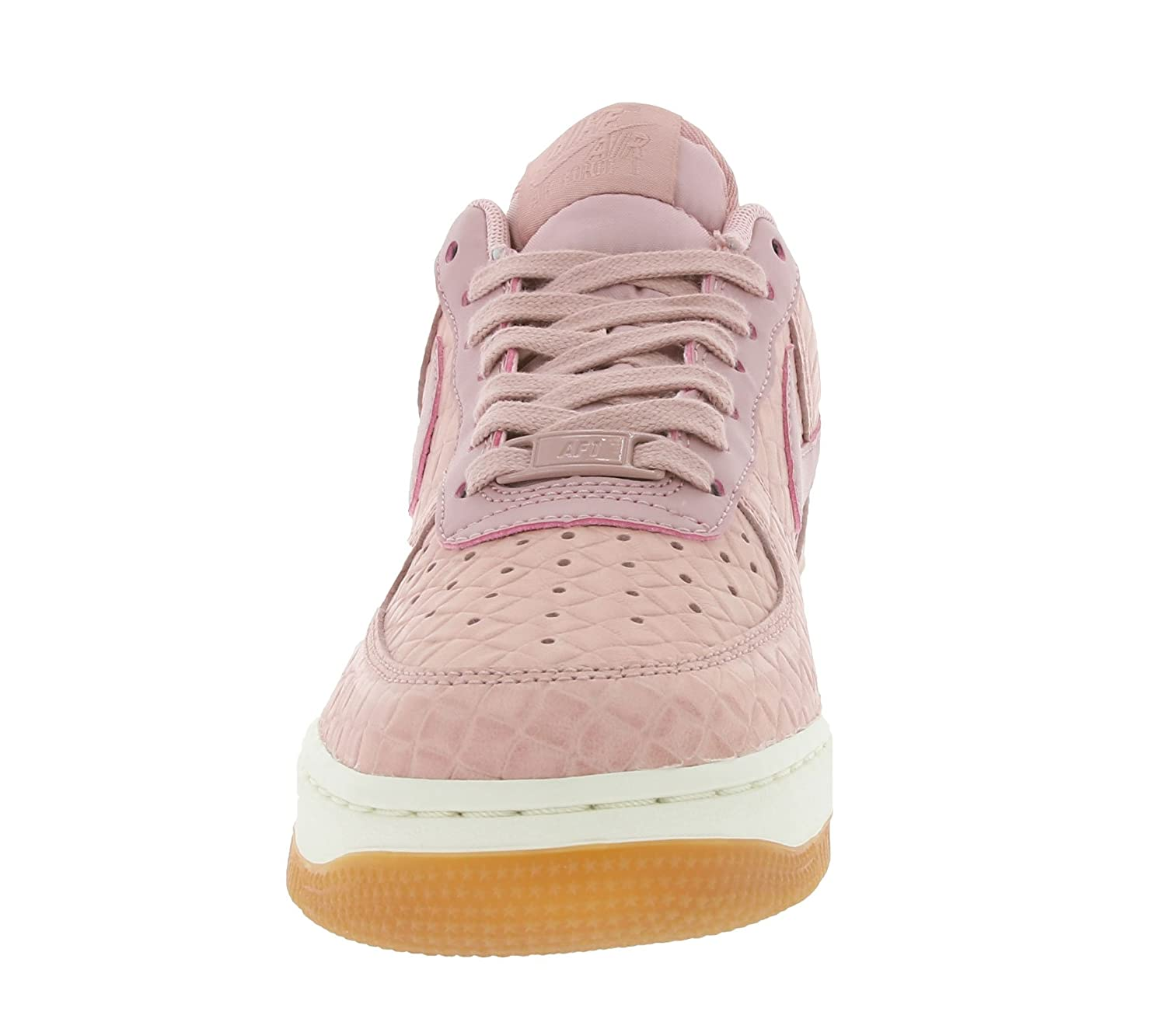 uk availability ecea8 67cf1 Nike Womens Air Force 1 07 PRM Trainers 616725 Sneakers Shoes (uk 6.5 us 9  eu 40.5, pink glaze 601)  Amazon.co.uk  Shoes   Bags