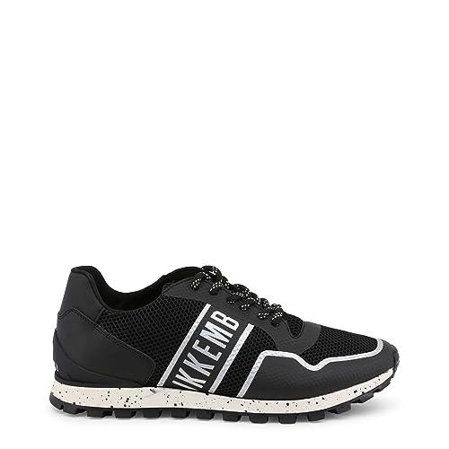 8a5f261a15 Scarpe basse Sneakers Uomo Nero (FEND-ER_2084) - Bikkembergs