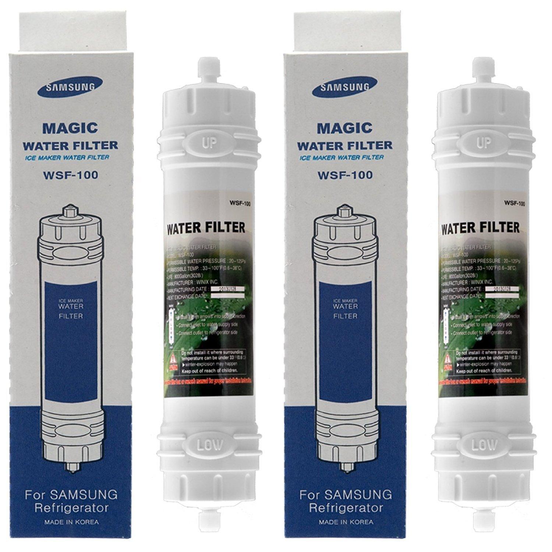 2 x WSF-100 Samsung - filtre à eau pour réfrigérateur