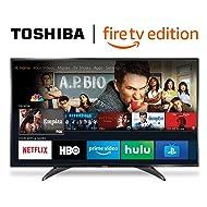Toshiba 49LF421U19 49-inch 1080p Full HD Smart LED TV - Fire TV Edition