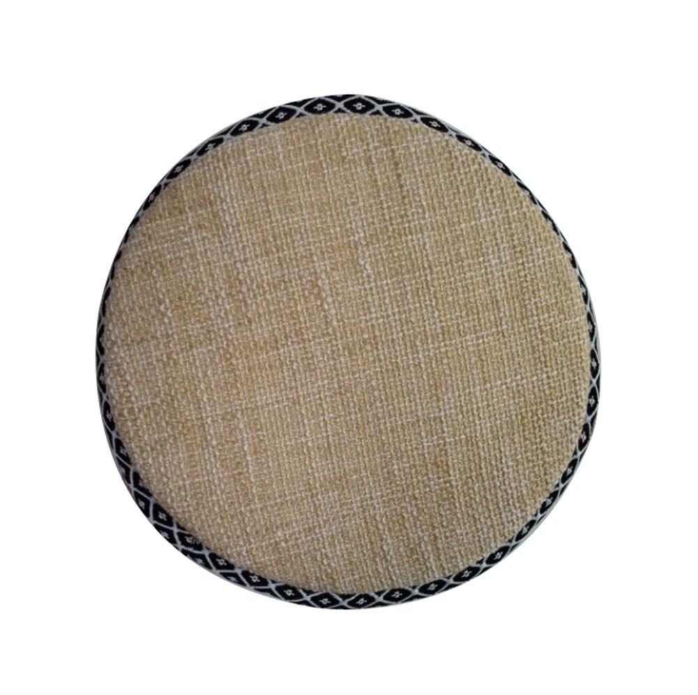 Soft Round Stool Cover Stool Cushion Bar Stool Mat Seat Pad