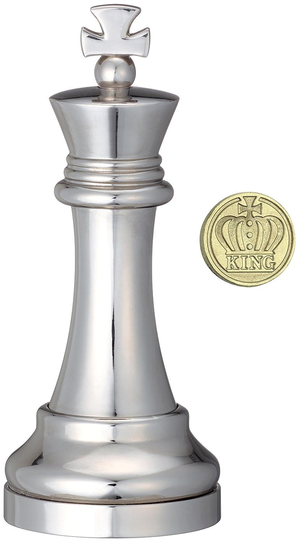 贈り物 EUREKA 473686キングキャストチェスゲーム EUREKA、シルバー B06ZZ4K698 B06ZZ4K698, シザイーストア:8afc0e15 --- cygne.mdxdemo.com