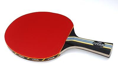 STIGA Titan Table Tennis Racket review