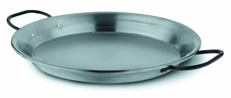 Fagor PUL36 - Paellera de 36 cm, inducción, Pulida