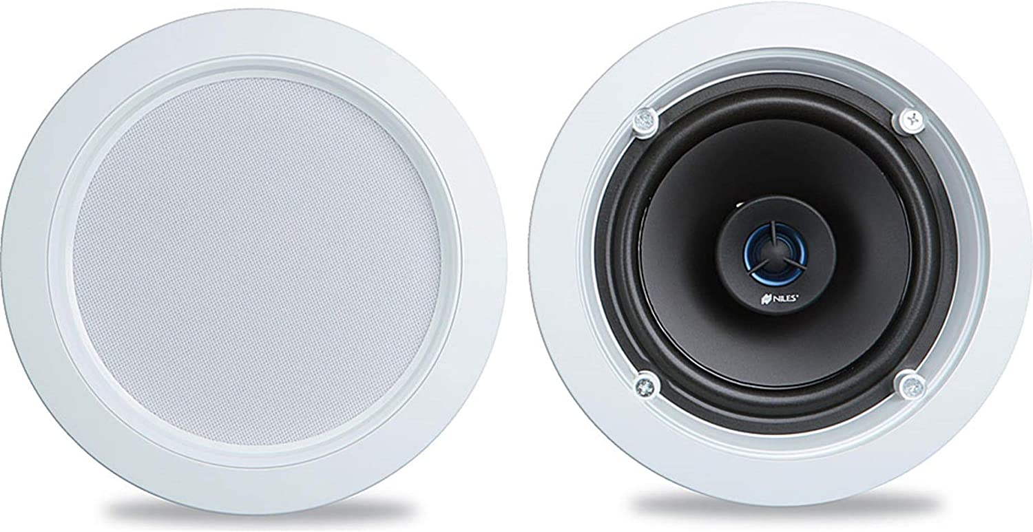 Niles CM610 (FG01294) 2-Way 6-inch Ceiling Mount Speakers - Pair