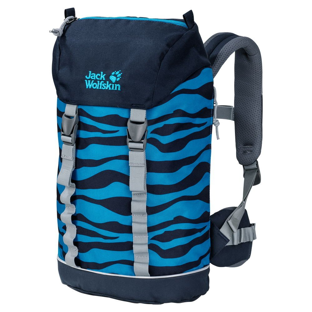 Jack Wolfskin Jungle Gym Pack Hiking Daypacks, Snake, One Size