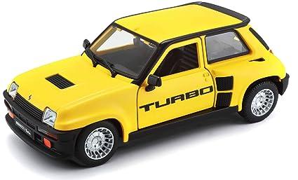 Bburago BB 1:24 Renault R5 Turbo, Gelb