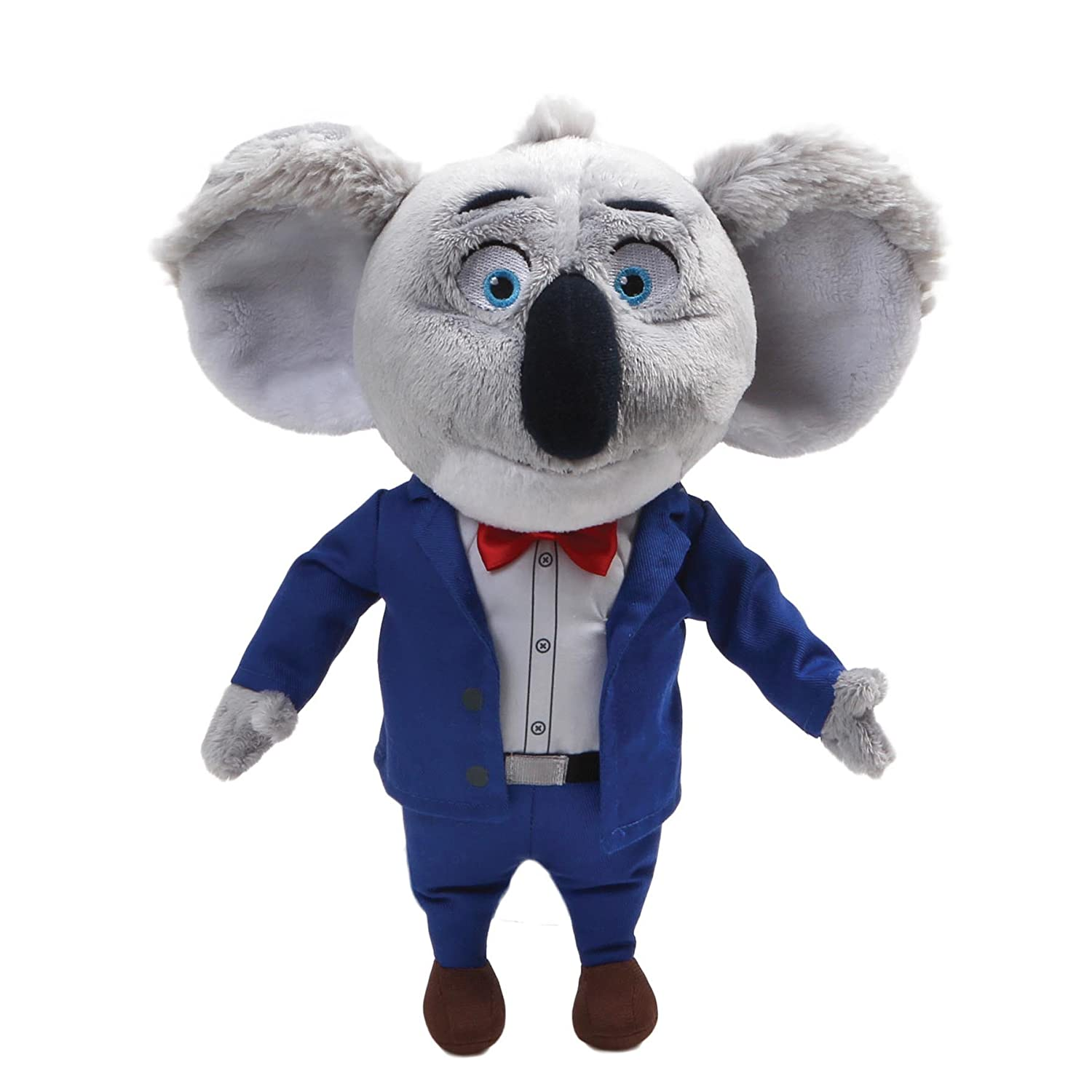 amazon com gund sing buster moon koala stuffed animal toys u0026 games