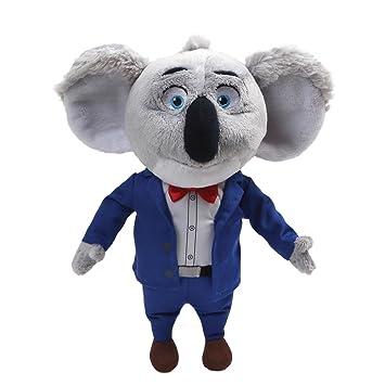 Amazon.com: Koala Bear Sing Buster Moon Movie Cosplay Cartoon ...