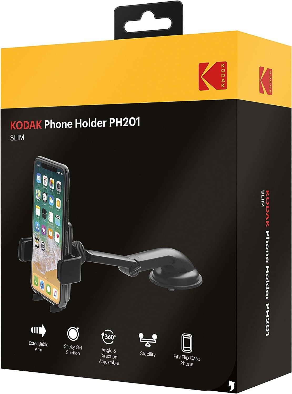 Kodak PH201 Soporte Slim Brazo Articulado: Amazon.es: Coche y moto