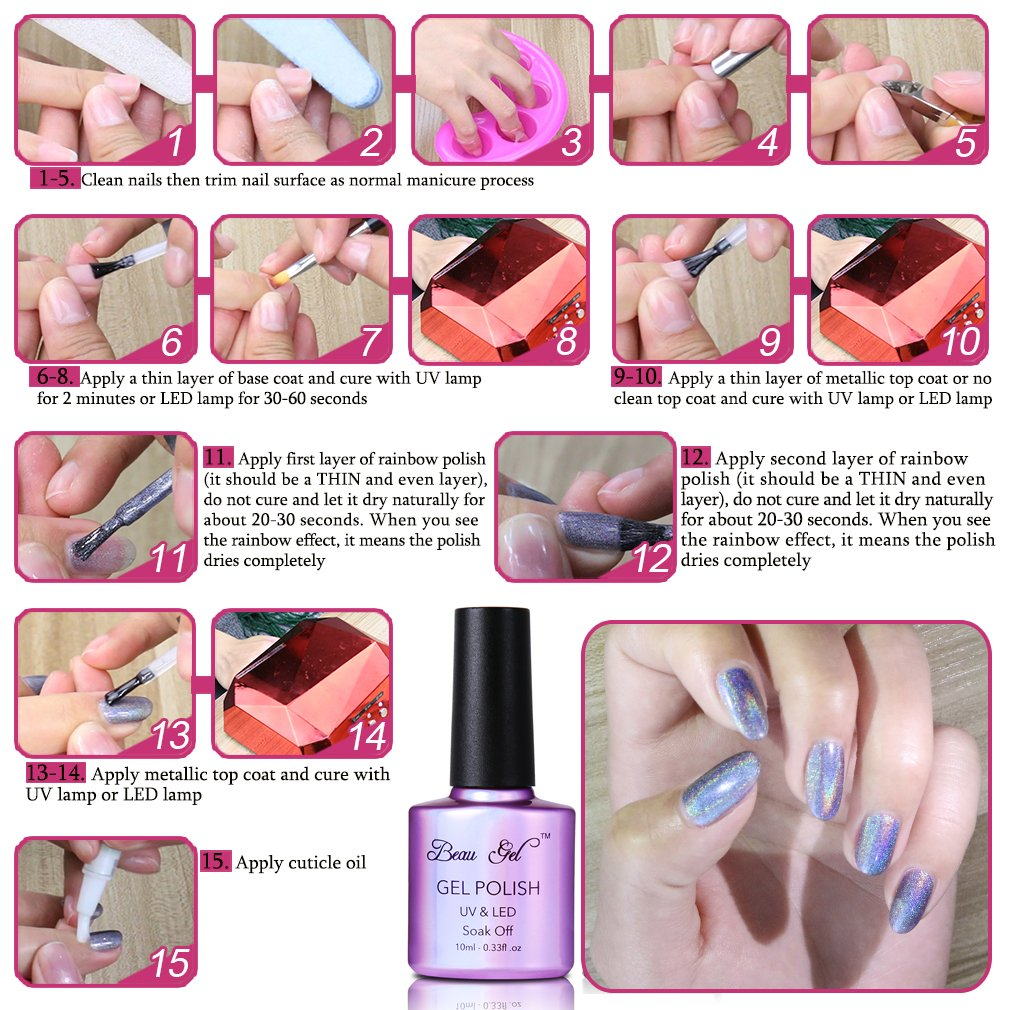 How To Thin Nail Polish Naturally - Creative Touch