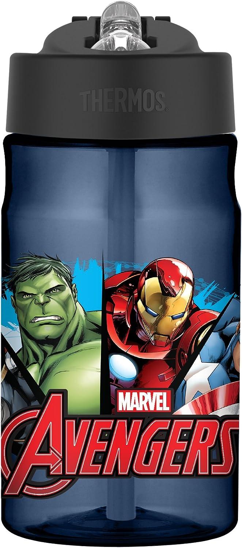 Thermos 12 Ounce Tritan Hydration Bottle, Avengers