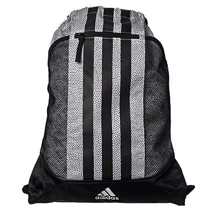 Amazon.com: adidas Fat Stripes II - Mochila (talla única ...