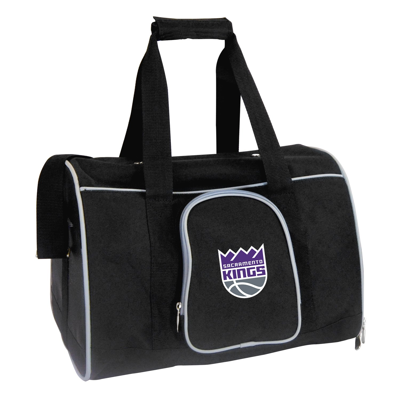 Denco NCAA Premium Wheeled Pet Carrier