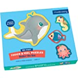 Mudpuppy Under The Sea Touch & Feel Puzzle (12 Piece)