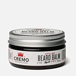 product image for Cremo Styling Beard Balm, Mint Blend, 2 oz (56 g) (Bundle of 6)