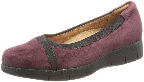 RojoMarca Bailarina Zapatos Para ClarksModelo MujerColor MSpGqUzV