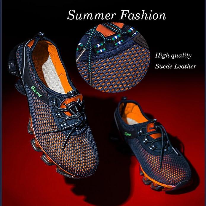 Hommes Causual Fonctionnement AthléTique Chaussures Poids De Plein Air Sneaker De Mode VzzkMoOx