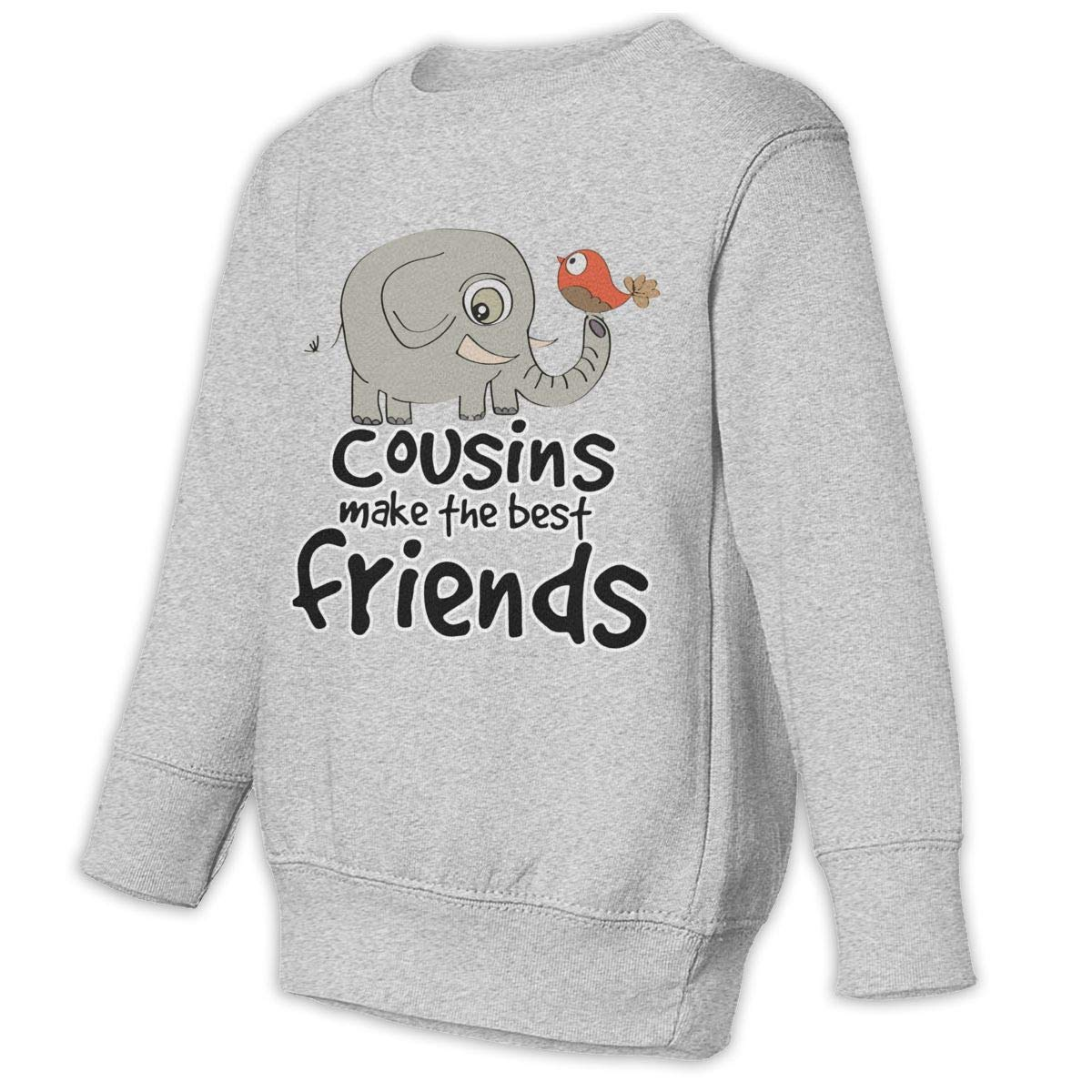 Cousins Make The Best Friends Baby Sweatshirt Fashion Toddler Hoodies Soft Outfits