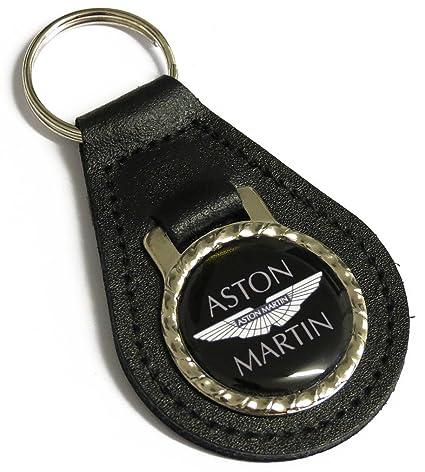 Aston Martin Emblem piel llavero regalo para llave de coche ...