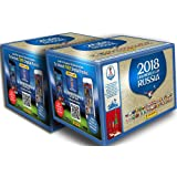 Panini 2018 FIFA WORLD CUP RUSSIA 2 BOXES