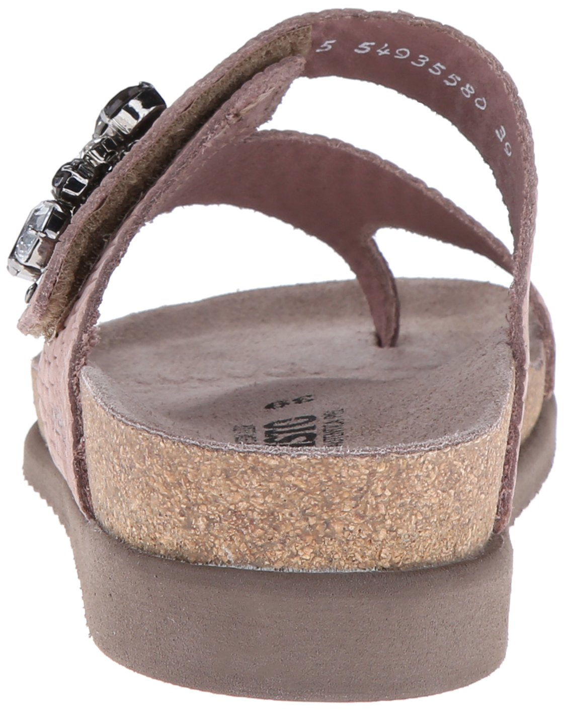 Mephisto Women's Halice Flip Flop, Old Pink Rio, 9 M US by Mephisto (Image #2)