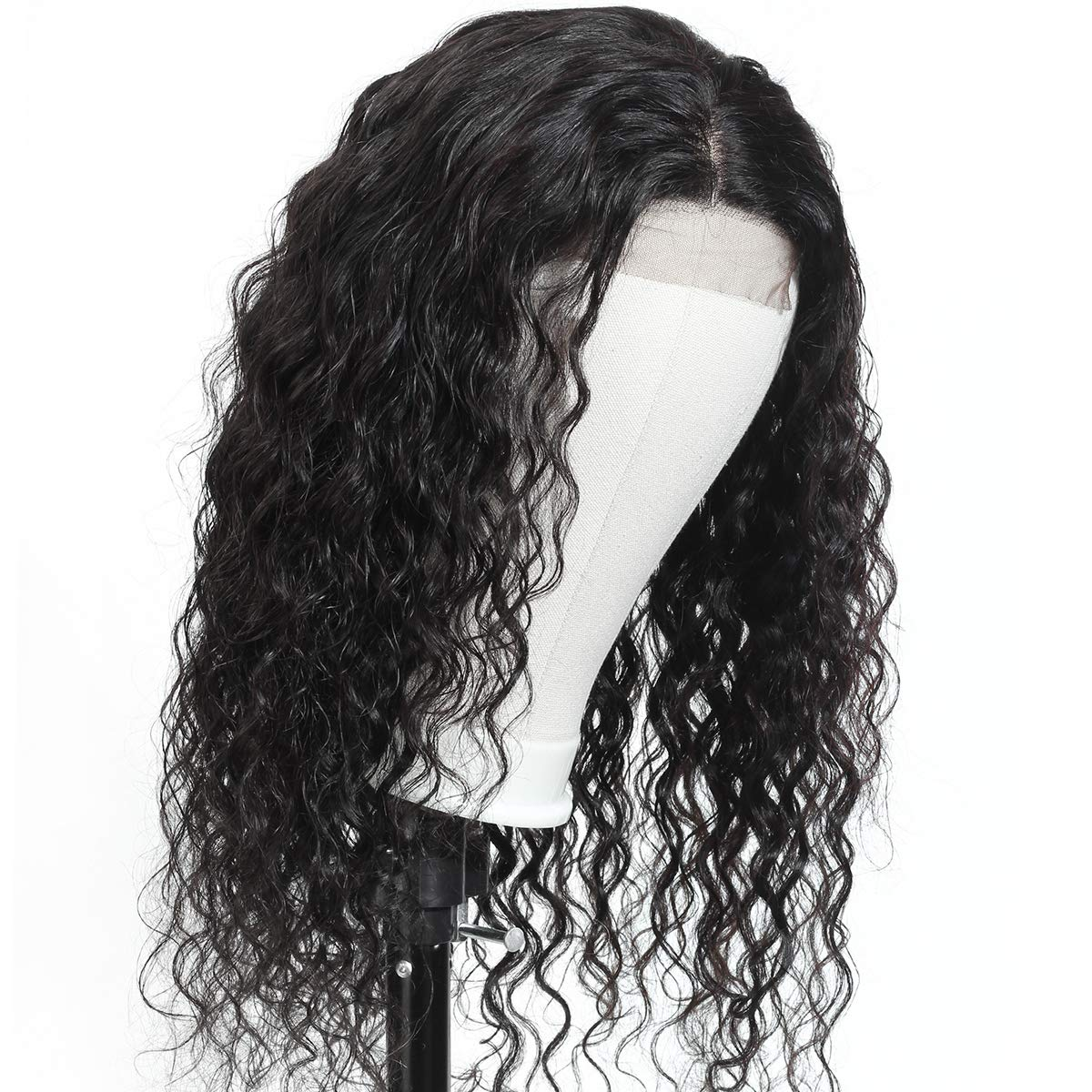 Water Wave Human Hair Wigs 5 popular Closures Lace Pre 4x4 Ranking TOP1