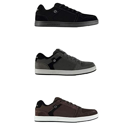 Airwalk Brock Mens Skate Shoes Skateboarding Trainers Footwear   Amazon.co.uk  Shoes   Bags 58a7f764c
