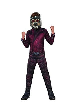 Rubies Costume Guardians of The Galaxy Vol. 2 Star-Lord Costume, Multicolor, Medium