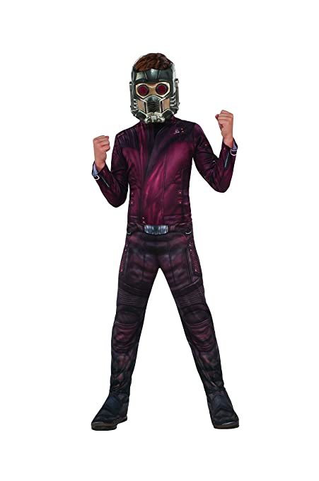 Rubies Costume Guardians of The Galaxy Vol. 2 Star-Lord Costume, Multicolor, Small
