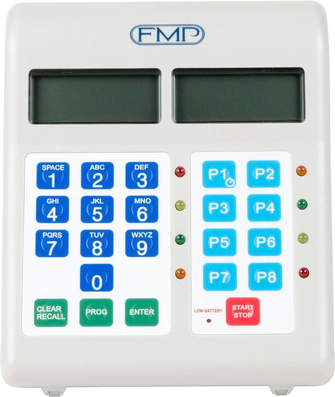 Franklin Machine 151-8800 8-in-1 Programmable Digital Kitchen Timer