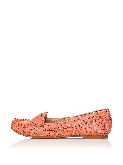 Steve Madden Mocasines Clásicos Murphy Coral EU 40: Amazon.es: Zapatos y complementos