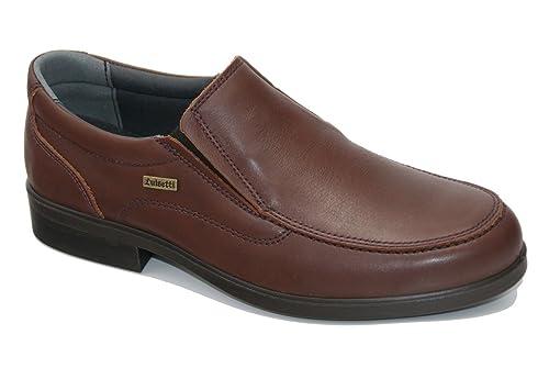 LUISETTI Mocasín Clásico Caballero Marrón 26800-55629: Amazon.es: Zapatos y complementos
