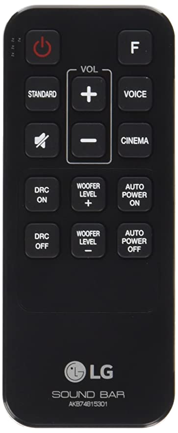 LG AKB74815301 Remote Controller Assembly