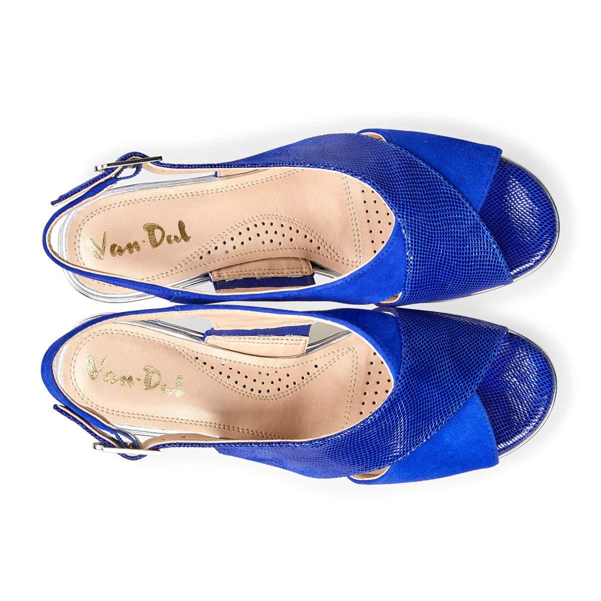 876c7a8c43 Van Dal Women s Madras Platform Sandals  Amazon.co.uk  Shoes   Bags